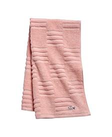 "Sculpted Squares 16"" x 30"" Hand Towel"