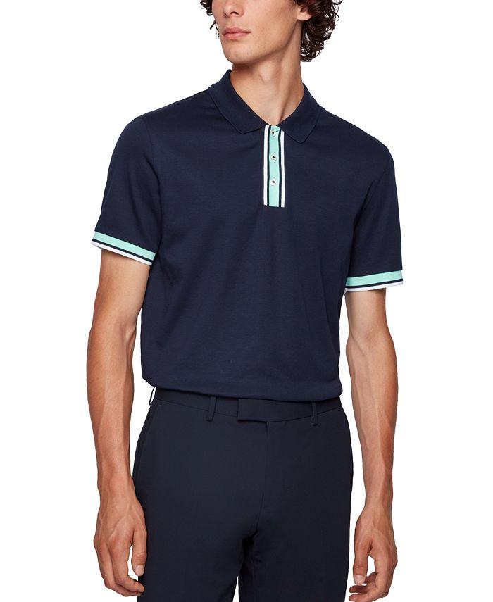 Hugo Boss - Men's Phillipson Slim-Fit Polo Shirt