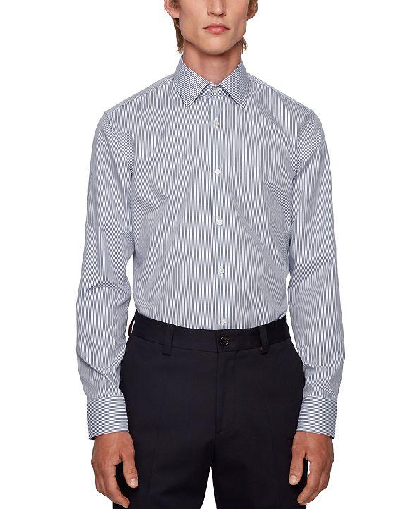 Hugo Boss BOSS Men's Jango Slim-Fit Shirt