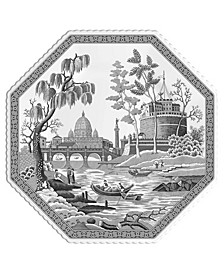 Heritage Collection Octagonal Plate, Set Of 4