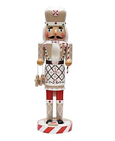 Gingerbread Chef Christmas Nutcracker