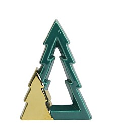 Cut-Out Christmas Tree Decoration