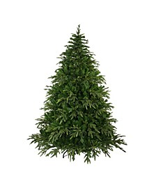 Unlit Roosevelt Fir Artificial Christmas Tree