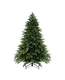Unlit Woodcrest Pine Artificial Christmas Tree