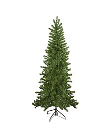 Canadian Pine Artificial Christmas Wall Tree-Unlit