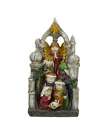Children's First Nativity Scene Christmas Decoration