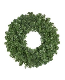 Unlit Colorado Spruce Artificial Christmas Wreath