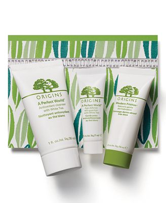 Origins Choose Your Free Deluxe Skincare Beauty Box With Any Origins