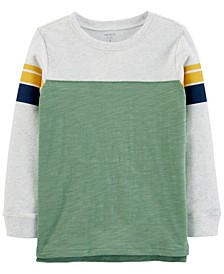 Big BoyStriped Jersey Tee