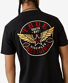 Men's Wings Short Sleeve Crewneck Tee