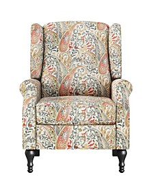 ProLounger Wingback Push Back Recliner Chair