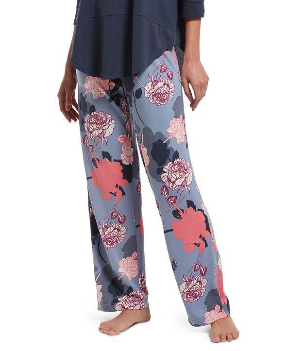 Hue Garden Shadows Modern Classic Pajama Pants