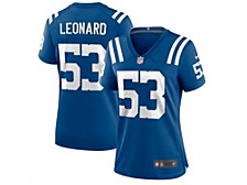 Indianapolis Colts Women's Game Jersey Darius Leonard