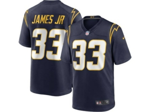 Nike Los Angeles Chargers Men's Game Jersey Derwin James