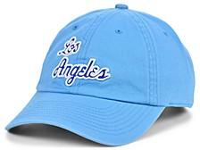 Los Angeles Lakers Hardwood Classic Basic Adjustable Dad Hat