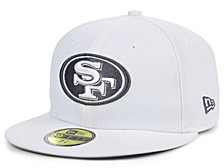 San Francisco 49ers Basic Fashion 59FIFTY FITTED Cap