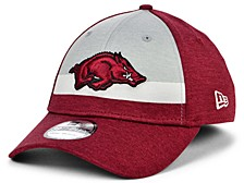 Arkansas Razorbacks Shadow Stripe 39THIRTY Cap