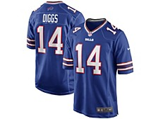 Buffalo Bills Men's Game Jersey Stefon Diggs