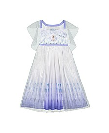 Frozen Toddler Girls Fantasy Gown