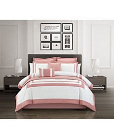 Hortense 9 Piece Twin Comforter Set