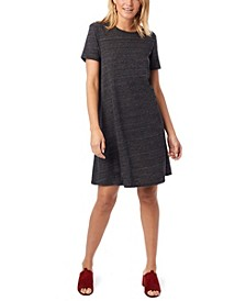 Eco-Jersey Flare Women's T-shirt Dress