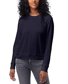 Cotton Modal Interlock Women's Pullover Top