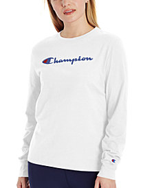 Champion Women's Classic Long-Sleeve T-Shirt
