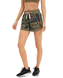 Women's The First Mile Printed Training Shorts