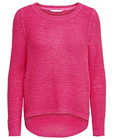 Geena Long Sleeve Neon Sweater