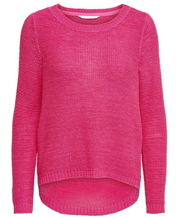 ONLY Geena Long Sleeve Neon Sweater