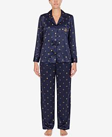 Luxurious Satin Pajama Set
