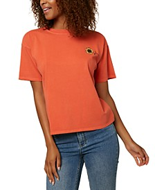 Juniors' Dreamy 2 Cotton Graphic T-Shirt