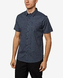 Men's Tame Short Sleeve Woven Shirt