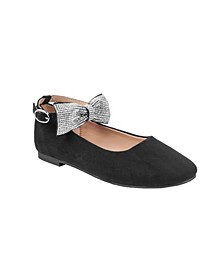 Big Girls Renaa Ballet Flats