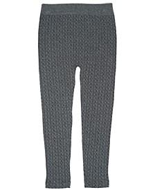 Big Girls Knit Sweater Legging