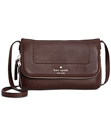 Mariana Mansfield Leather Crossbody