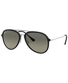 Unisex Sunglasses, RB4298 57