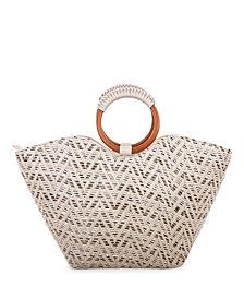 Celine Dion Collection Women's Piacevole Handle Bag