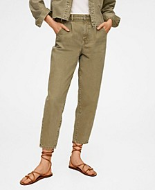 Women's Slouchy Regina Jeans