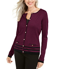 Plus Size Alexa Cardigan, Created for Macy's