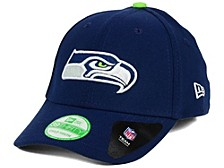 Seattle Seahawks JR Team Classic 39THIRTY Cap