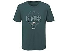 Philadelphia Eagles Kids Football Icon T-Shirt
