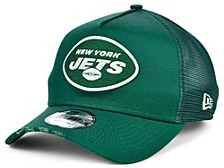 New York Jets Rugged 9FORTY Cap