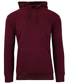 Men's Slim-Fit Fleece-Lined Pullover Hoodie