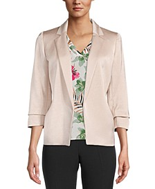 Open Front Blazer, Created for Macy's