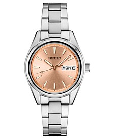 Women's Essential Stainless Steel Bracelet Watch 29.8mm