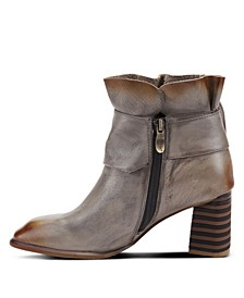 Women's Milagros Architectural Heel Booties