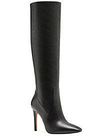 Women's Fendels Wide-Calf Stiletto Boots