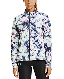 Women's Launch 3.0 Storm Printed Jacket