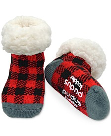Toddler Cozy Slipper Socks